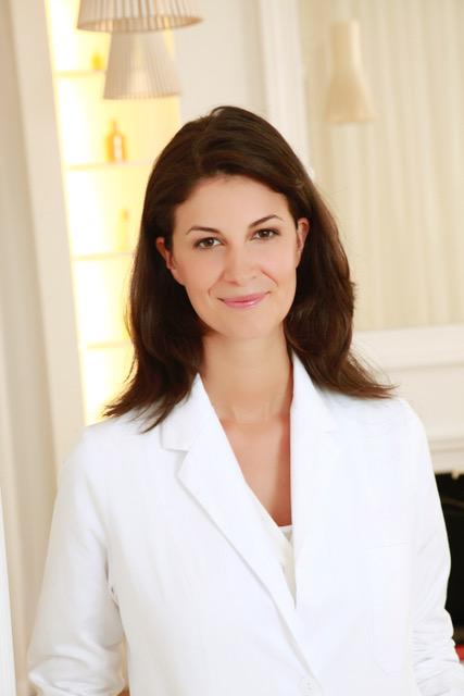 Dr. Shirin Milan vom Medspa in Wien.