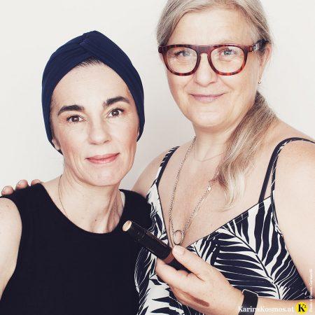 Wem ich Fragen bezüglich Make-up stelle? Martina Fasching natürlich! Die Antworten des absoluten Profi finden Sie hier.