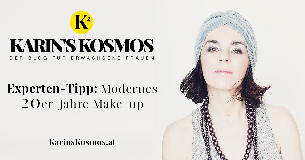 Modernes 20er jahre make up experten tipp beauty for 20er jahre make up