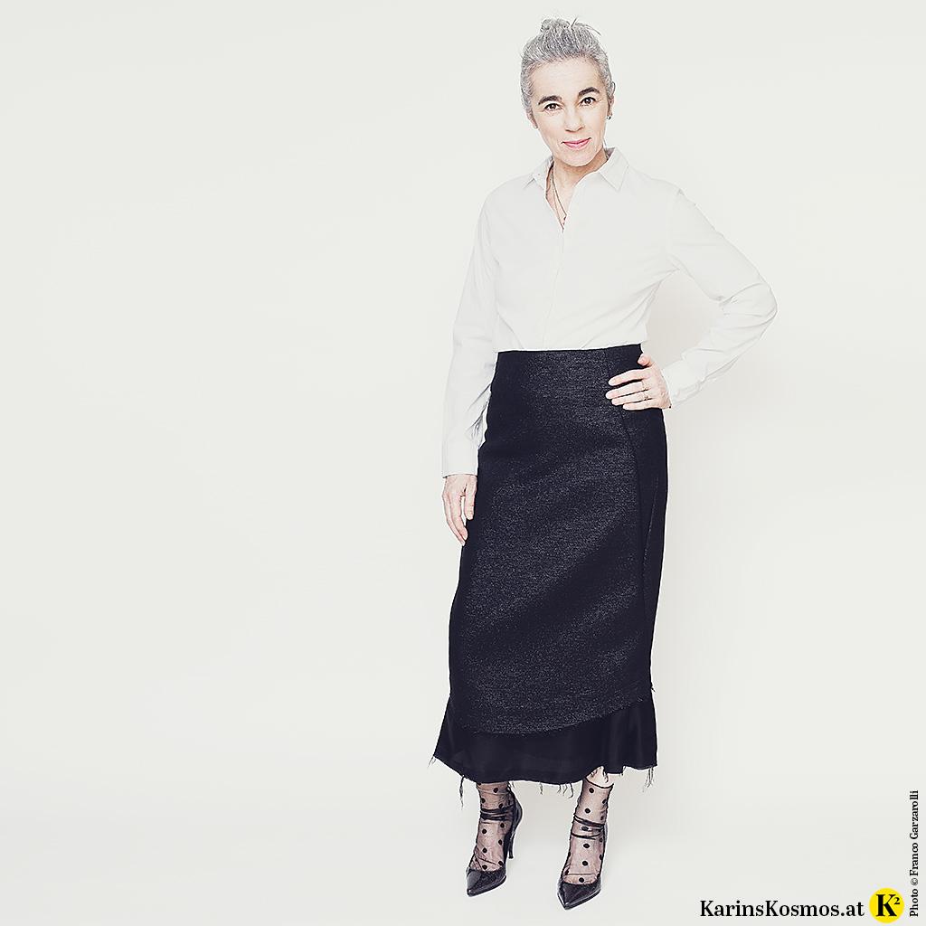 Modeklassiker Bleistiftrock
